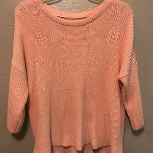 SONOMA PINK/CORAL SWEATER 💞💞